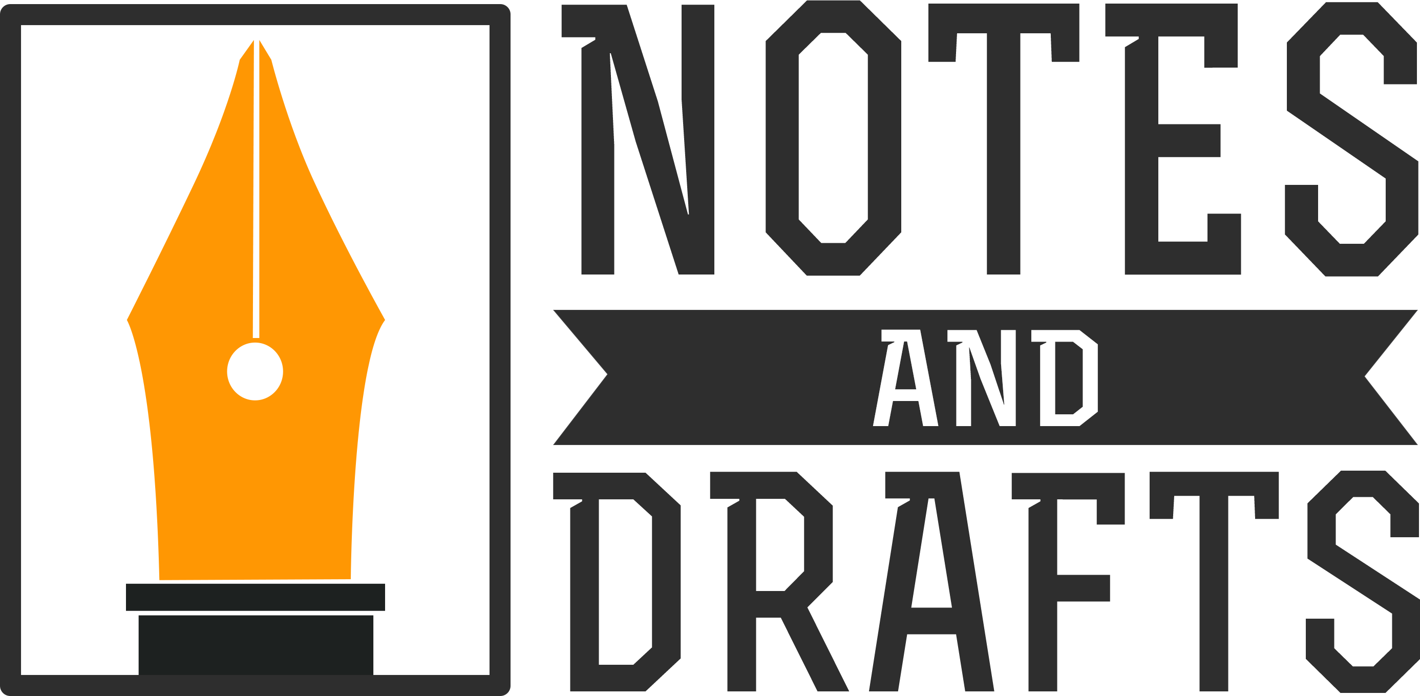 Notes and drafts logo
